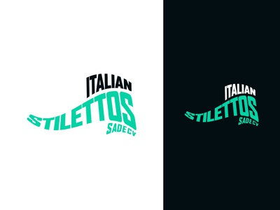 Logo Design for Italian Stilettos Sade cv.