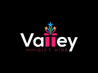 Logo design for Valley Gift Hire
