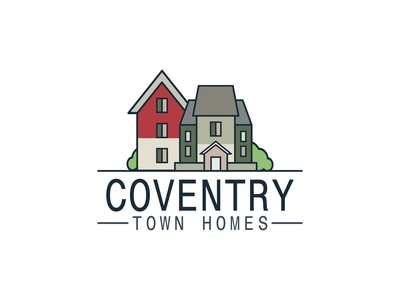 Logo Design for Coventry Town Homes