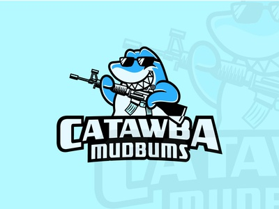 Catawba mudbums Logo