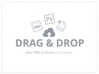 Drag & Drop: Assets