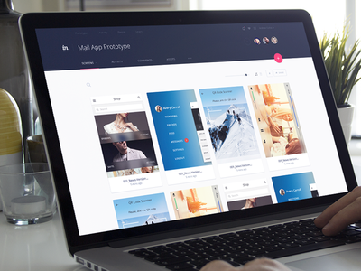 A peek at InVision v5