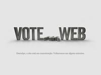 Votenaweb Manutenção Site