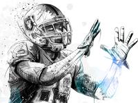 ESPN Illustration: Amari Cooper