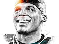 ESPN Illustration: Cam Newton