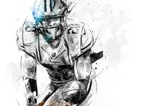 ESPN Illustration: Carlos Hyde