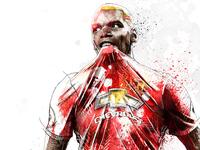 Sport Illustration: Paul Pogba