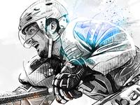 Sport Illustration: Marc Wieser