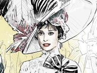Movie Illustration: My Fair Lady