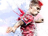 FC Bayern Munich Illustration: Joshua Kimmich