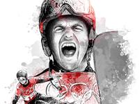 Sport Illustration: Nevin Galmarini