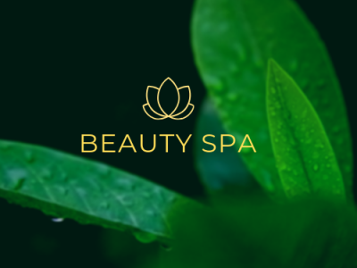 Beauty Spa Logo Design/ Logo Design