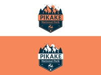 National Park Logo Design