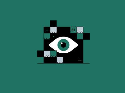 Computer vision digitalization computer graphics computer vision illustrator adobe vector illustration