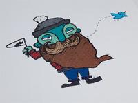 Beard + Stache Fest, lumberjack man