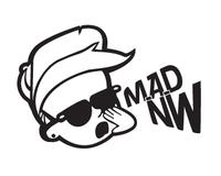 M.A.D. Northwest newsboy
