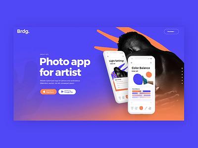 App Demonstration wordpress illustration vector ux creative website app design ui app web design creative design