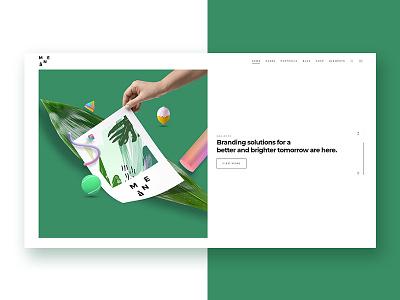 Måne wordpress wordpress design uidesign designer web  design website ux designer portfolio ui typography art portfolio freelance portfolio creative portfolio creative branding brand web design graphic design creative design