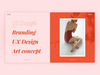 Interactive Portfolio ux art portfolio wordpress freelance portfolio website ui creative web design creative design