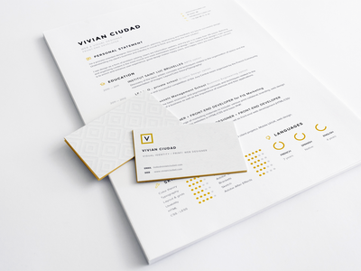 Let the job hunt begin... resume cv curriculum curriculum vitae business card card identity branding brand personal