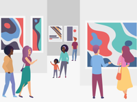 vector people illustrations