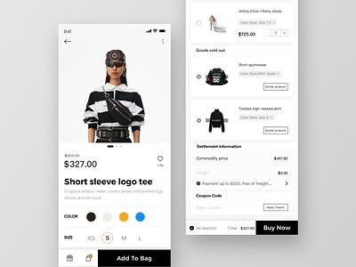 Shop App-02 fashionapp fashion 设计 illustration shop app buy shop shoppingapp ancient greek app ux ui