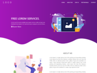 Website portfolio technical