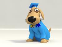Diploma Dog Animation