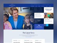 Democratic Leader Nancy Pelosi website