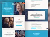 Kirsten Gillibrand for Senate website