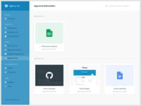 Agency portal