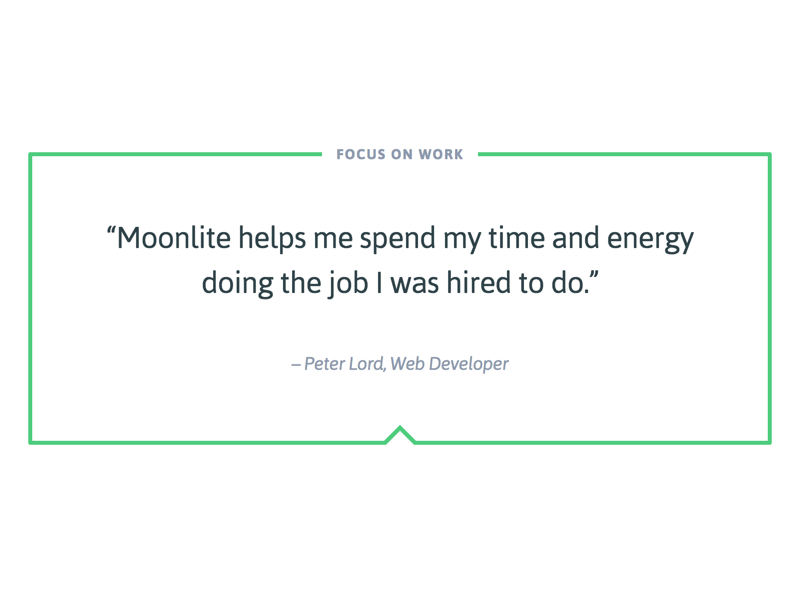 Simple Quote By Chase Oliver Dribbble Enchanting Simple Quote