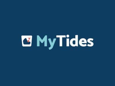 It's called MyTides logo