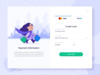 Payment Card Shot