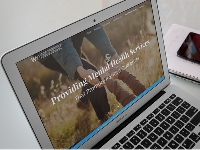 Western Psychological - Promoting Positive Outcomes ux ui marketing responsive website