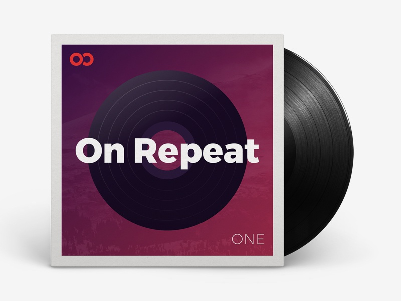 On repeat dribbble