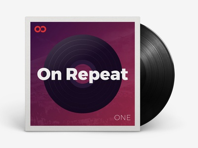 On Repeat - Mix One (Infinite Red) playlist music designers studio mix mixtape playlists spotify apple music