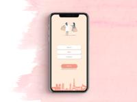 SignUp Screen UI
