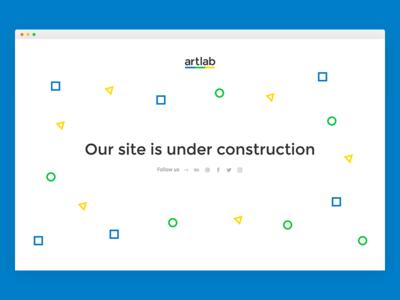 artlab : Coming Soon