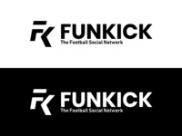 Football Social Network Logo