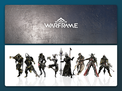 Warframe Chrome theme brave browser google chrome videogame web
