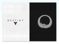 Destiny Traveler Chrome theme
