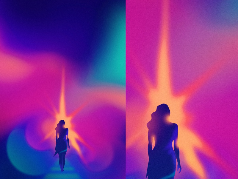 Filianstudio Wallpaper wallpaper 80s outrun retrofuturism illustration glow vector retrowave affinitydesigner futuristic neon