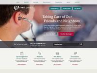 Hospital Home Page