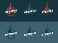 Steeple Brewing Marks