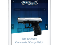 Gun Maker Mobile Site