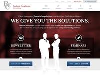 Compliance Consultant Concept