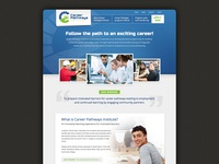 Home Page Conversion