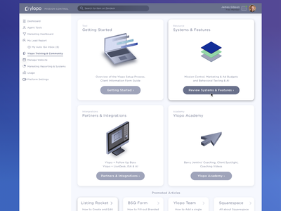 Training vector design product web training center training dashboard web design ux ui