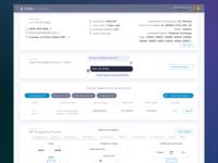 User Profile user interface design crm profile user profile user product ui design web design ux ui